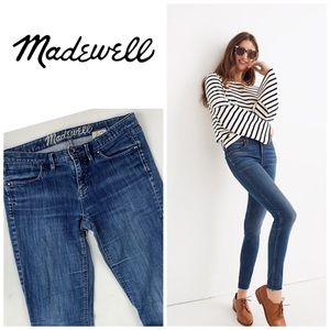 Madewell Skinny Jeans👖